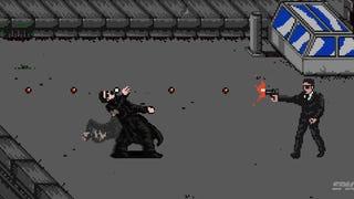 8-bit game version of <em>The Matrix</em> is a better movie than its sequels