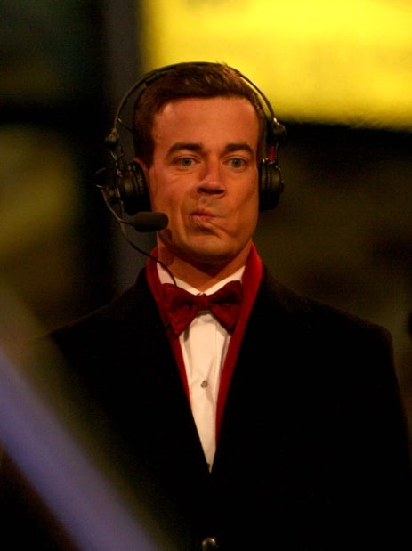 Carson Daly Befuddled By Own Fame