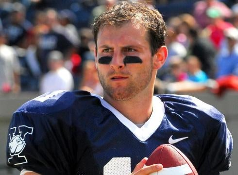 Yale Quarterback Who Withdrew As Rhodes Scholar Did So Because He Was Accused Of Sexual Assault, Not Because Of The Harvard Game