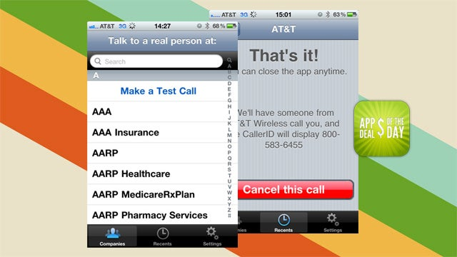 Daily App Deals: Skip Being Put on Hold with Fast Consumer, now Free
