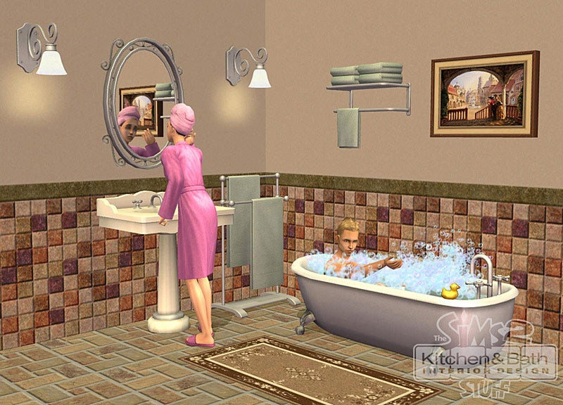 7 Strangest Bathroom Scenes in Gaming