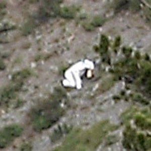 "Furry-like ""goatman"" in Utah perplexing hikers, baffling non-goatmen"