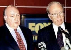 Murdoch's human sacrifice