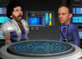 Syfy Comedy Provokes Sci-FI Revolt
