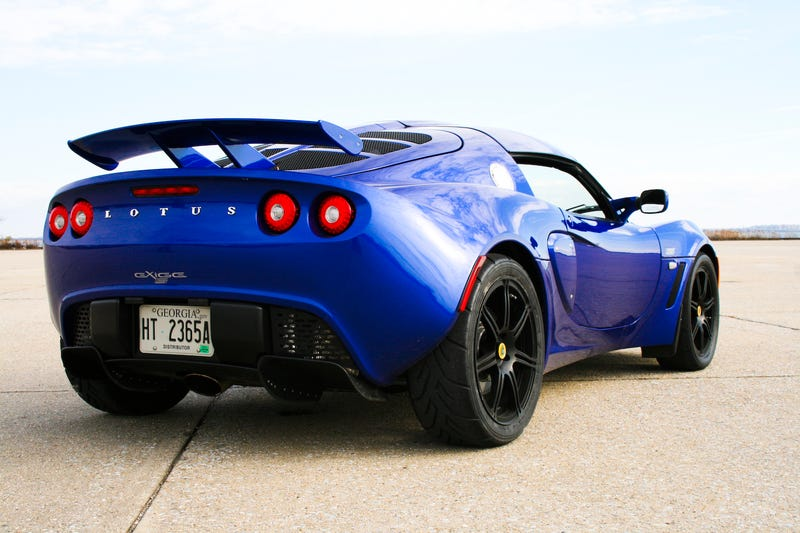 Lotus Exige S 240: First Drive