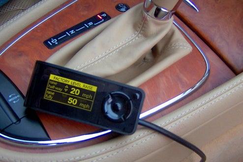 RENNTECH Releases Mercedes Height Control System