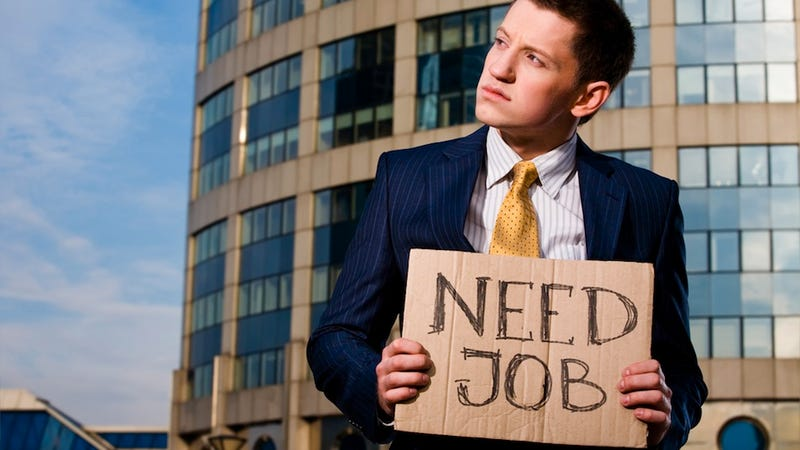 Unemployment Will Actually Kill You