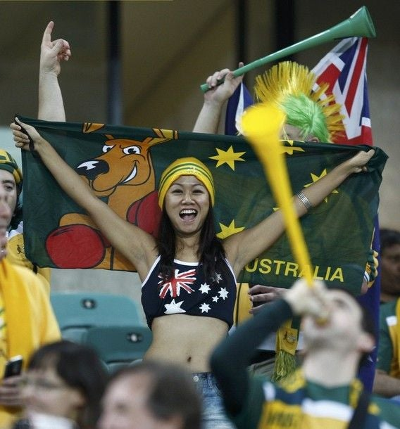 World Cup Sexy Fans: Legit, Or Viral Marketing?