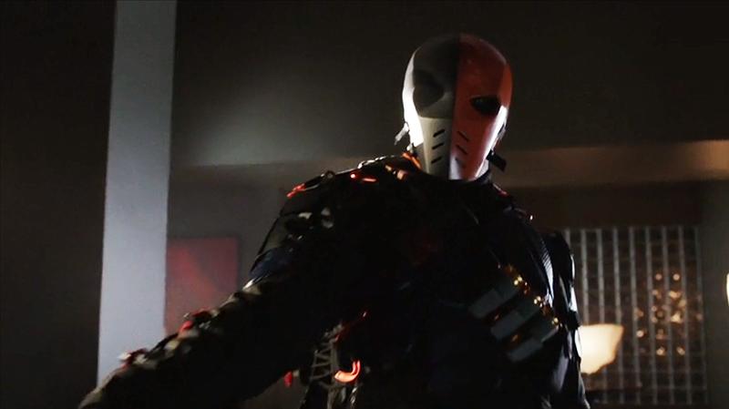 Arrow Turns Me to Villainy