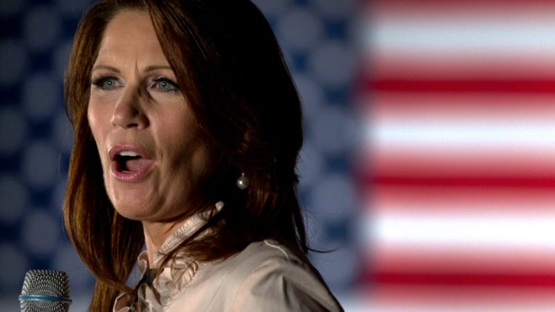 The Bachmann Kids Want You to Start Referring to Michele Bachmann as 'Mom'