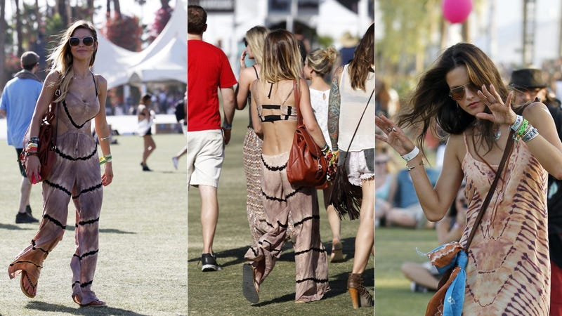Which Celeb Was the Most Coachella at This Year's Coachella?