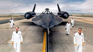 The secret engine technology that made the SR-71