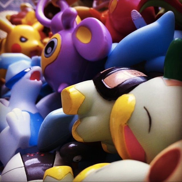 These Are My Pokémons