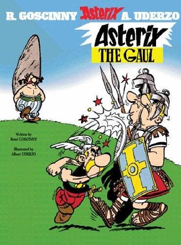 Neurosurgeons analyze incidents of brain trauma in Asterix comics