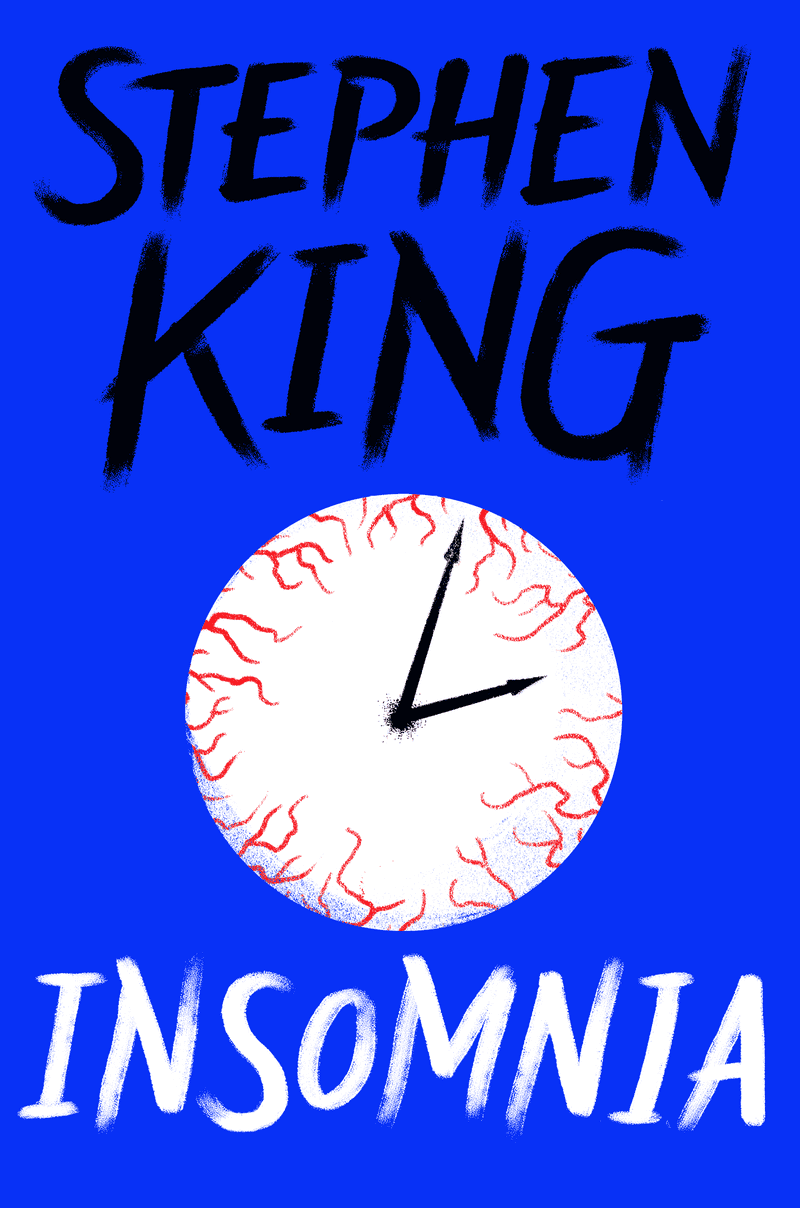 Minimalist Horror Book Covers : These new minimalist stephen king book covers will remind