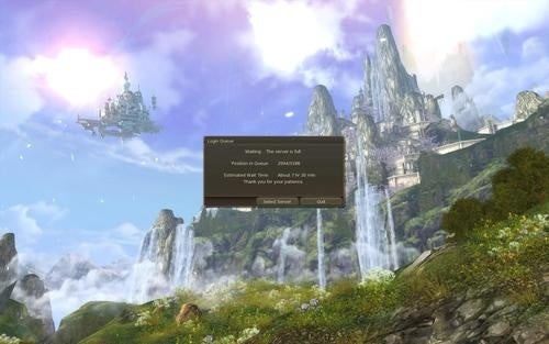 Hope On The Horizon For Aion's Server Woes