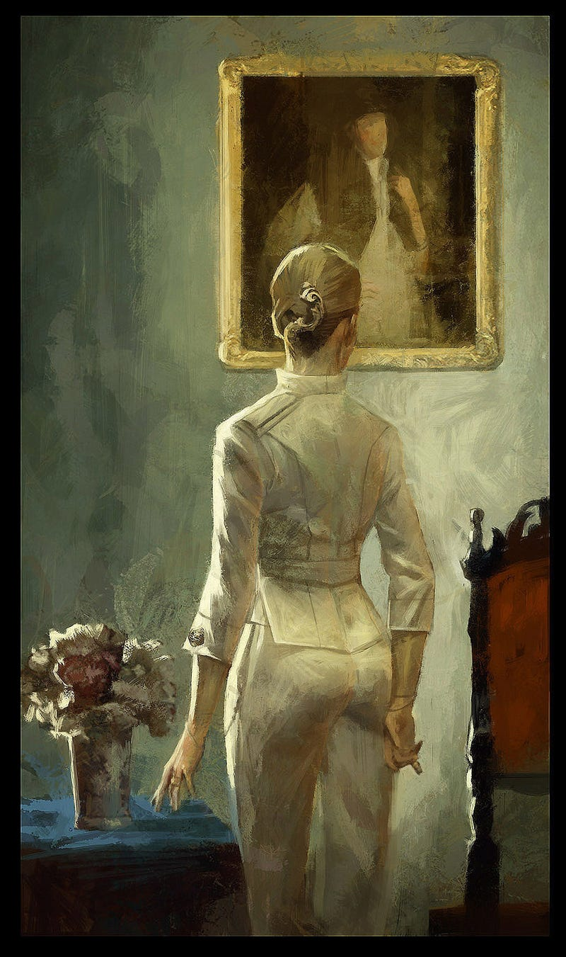 Dishonored Has Some of The Best Video Game Art I've Ever Seen
