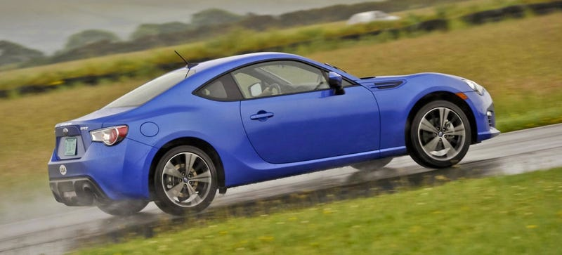 Idiot Salesmen Are Killing Sales Of The Scion FR-S And Subaru BRZ