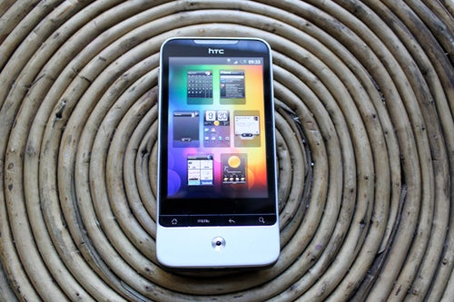 HTC Legend Review: Frankly, It Feels Expensive