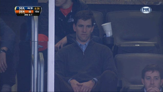 Sad Eli Is So Sad