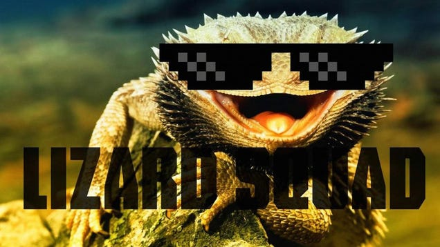 Lizard Squad Kept Its Hacker-for-Hire Customers' Info in Plain Text