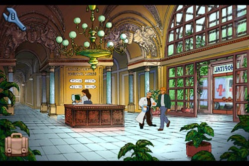 Broken Sword Polished Up For The iPhone