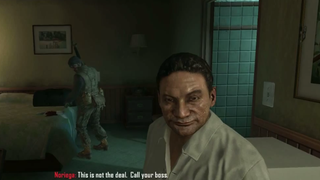 Former Dictator Manuel Noriega Is Suing Over <em>Call of Duty</em>