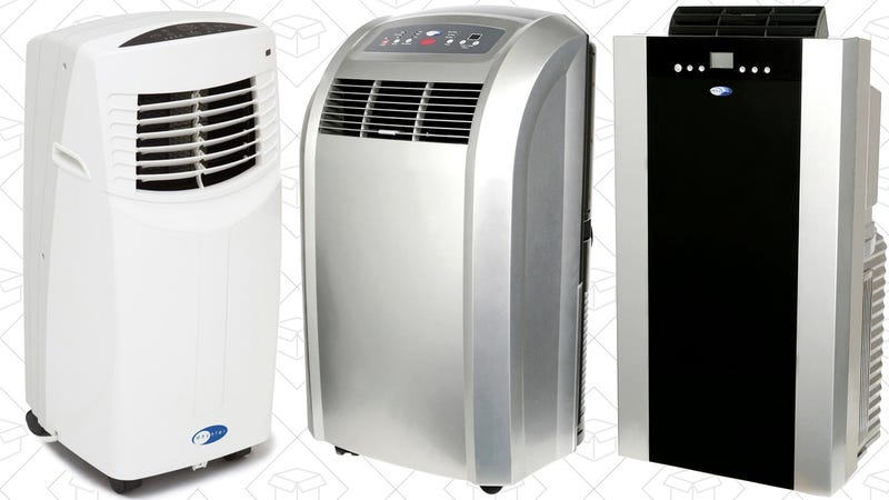 Today's Best Deals: Air Conditioners, Wireless Headphones, Your Favorite Travel Mug