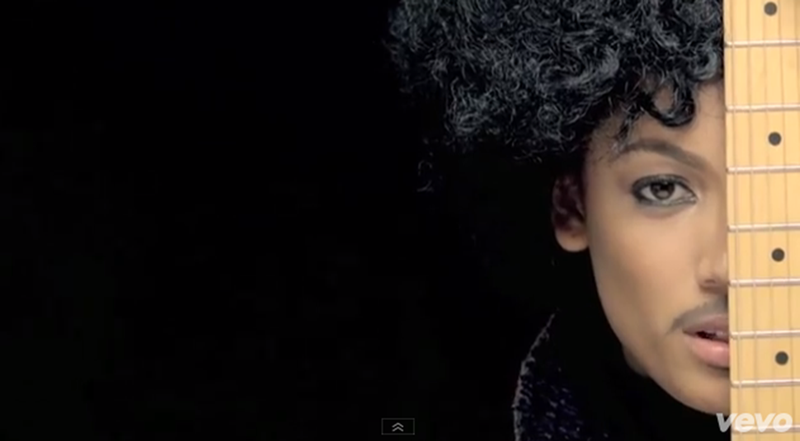 18-Year-Old Lady Directs Prince's New Music Video, and It's the JAM