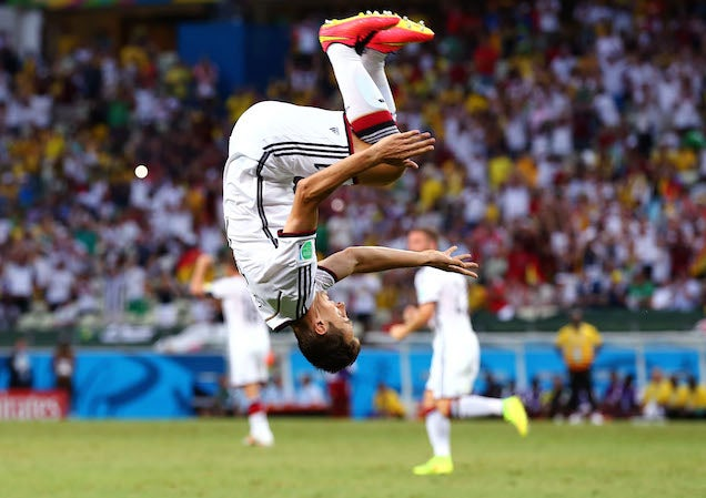 Germany-Ghana Was The Best Match So Far, But It Kind Of Fucked The USMNT