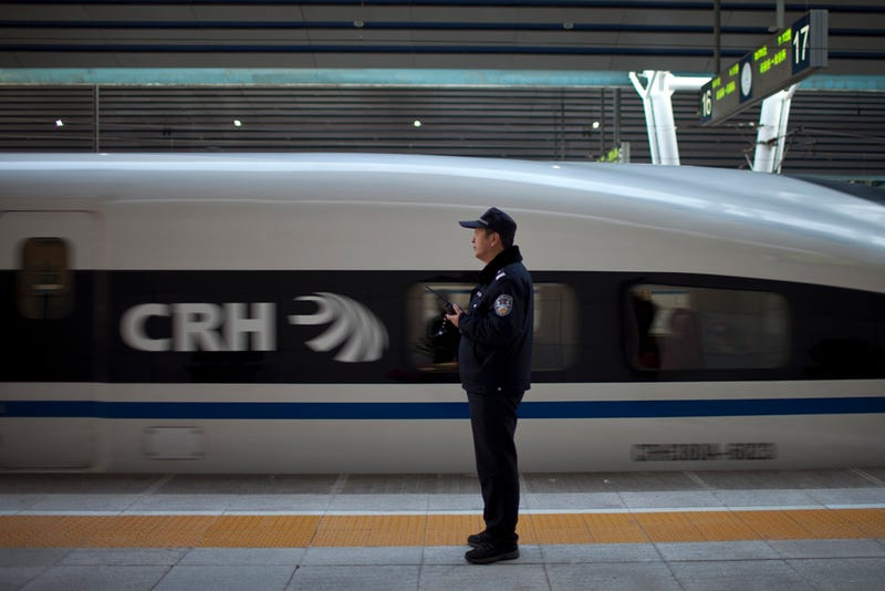 China Maybe Wants To Build An Underwater Train to America