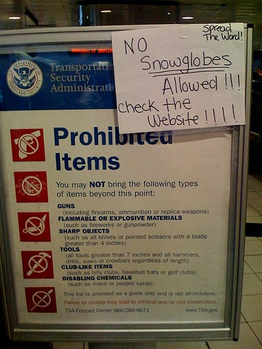 How Can I Best Handle the TSA's Creepy Tactics When Traveling?