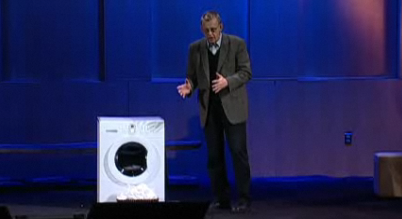Why the Washing Machine Pushed Humanity Forward