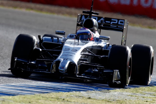 Jerez F1 test day 2: Button leads, Renault in trouble