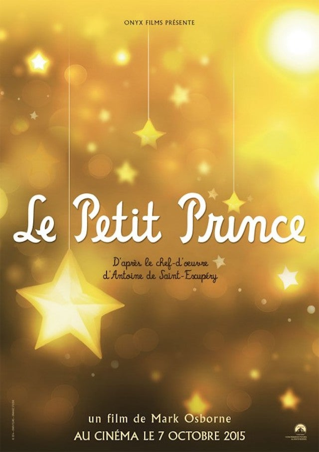 Check Out the First Poster for The Little Prince