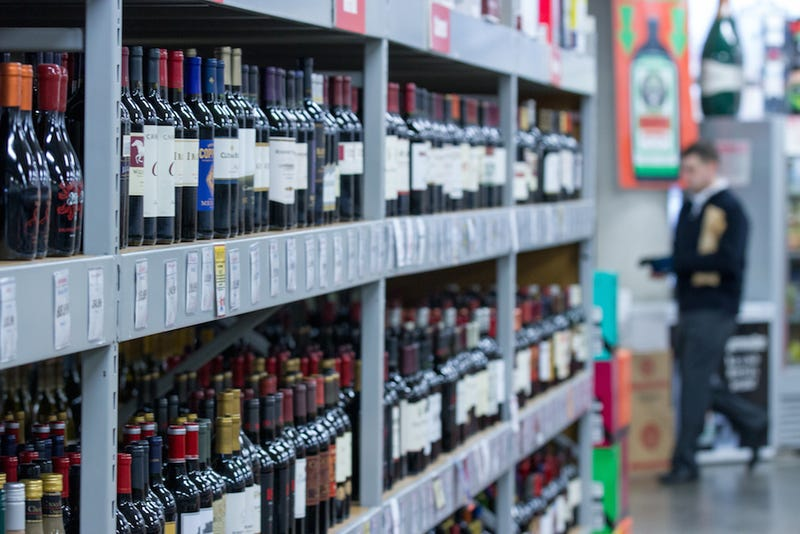 Choosy Winos Lift $10,000 Worth of Wine From Local Grocery Store