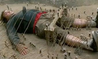 Gulliver's Travels will make you seasick in the cineplex