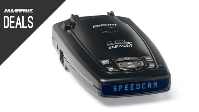 Deals: Escort Passport Radar Detector, Bike Rack, Entry Level Tool Set
