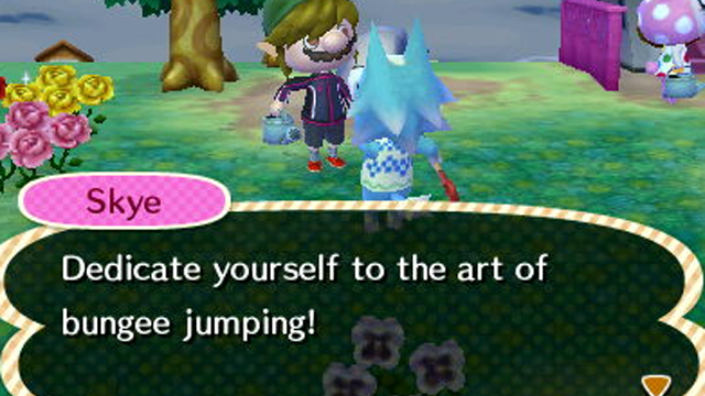 The Silly Conversations In Animal Crossing: New Leaf