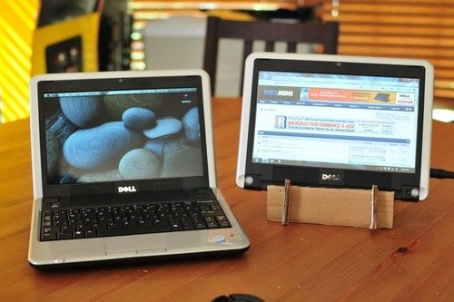 Dell Mini 9 Tablet Gallery