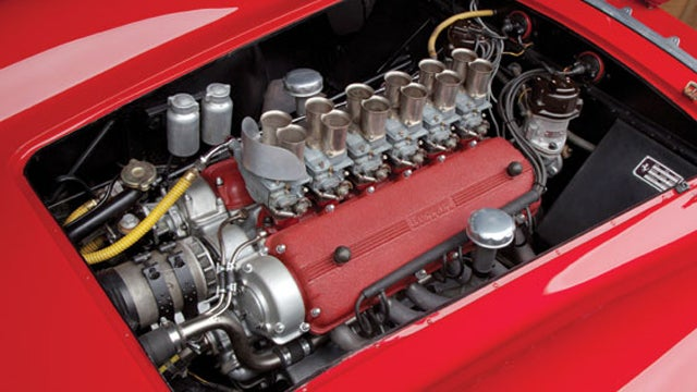 This Is What A $6.3 Million Ferrari Looks Like