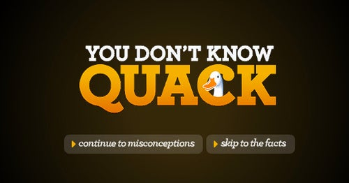 "Aflac's ""You Don't Know Quack"" Draws Lawsuit From ""You Don't Know Jack"""