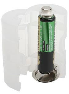 AA to D Battery Converter