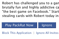 Opt Out of Facebook Application Invites