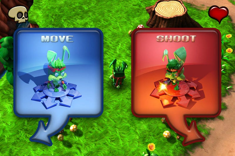 Jazz Jackrabbit Returns (Sort Of) With iPhone Game Demo