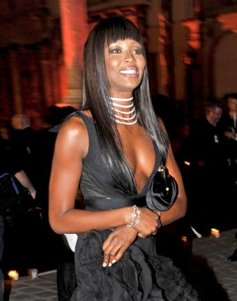 Naomi Campbell Allegedly Set To Marry In An Ancient Egyptian Temple