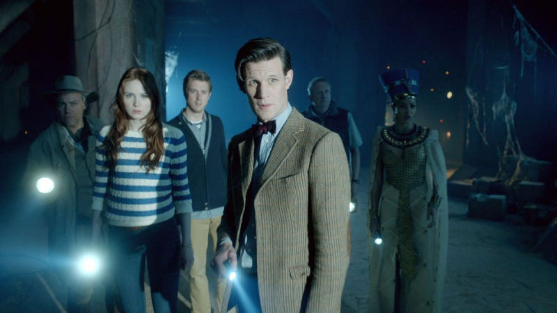 Doctor Who - 702 Promo Photos