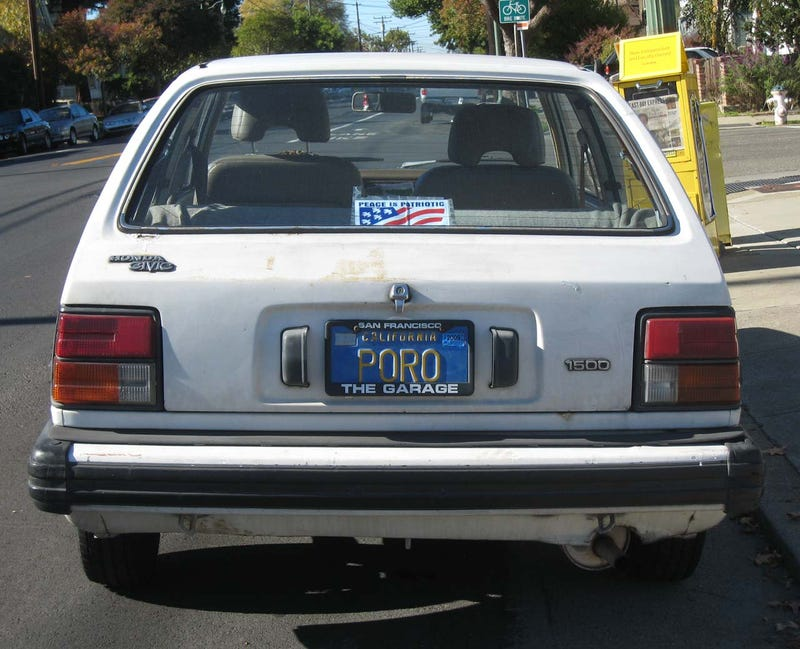 1980 Honda Civic