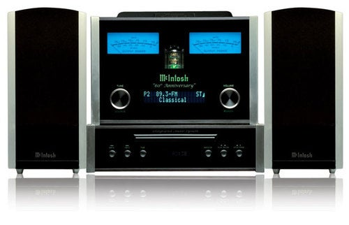60th Anniversary McIntosh MXA60 Integrated Audio System Going for a Mere $7,500