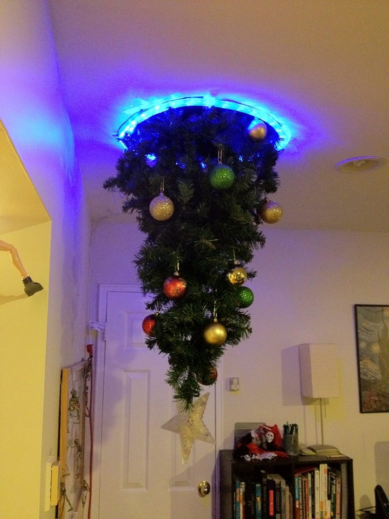 Portal Christmas tree is absolutely genius